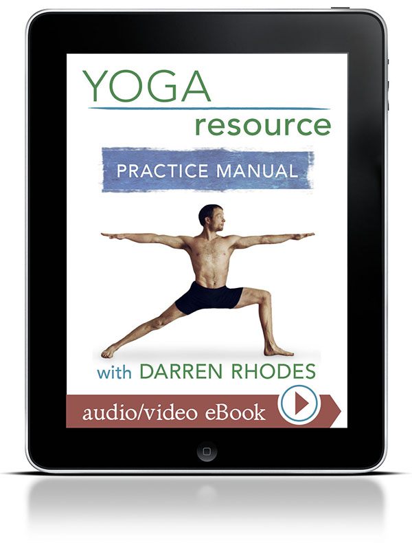 Yoga Resource Practice Manual print edition!