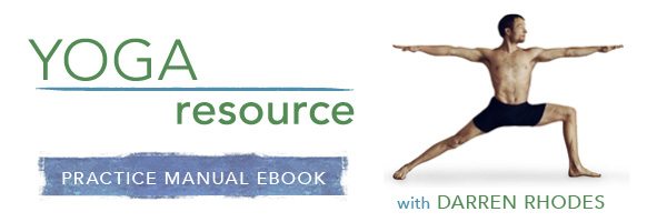 Yoga Resource Practice Manual eBook